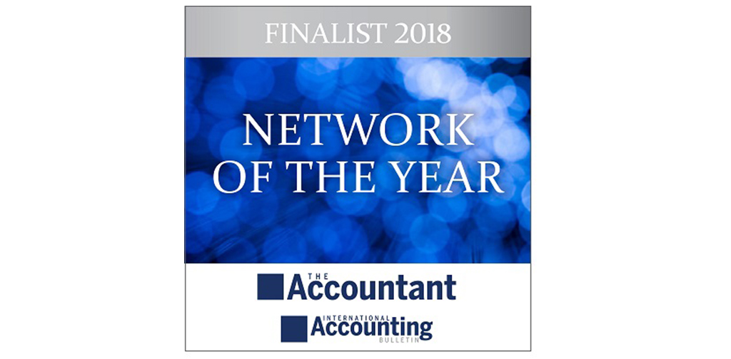 Network of the Year Award Nomination