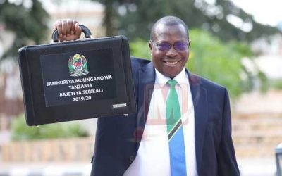 Tanzania Budget Highlights 2019/2020